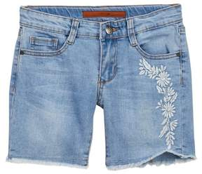 Joe's Jeans The Finn Mid Rise Bermuda Shorts (Big Girls)