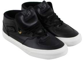 Vans Authentic Navy Black Mens Lace Up Sneakers