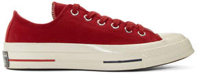 Converse Red Chuck Taylor All-Star 70 Sneakers