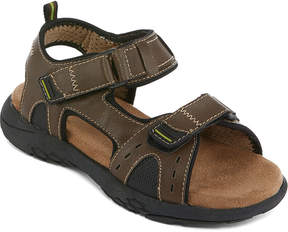 Arizona Llewellyn Jr Boys Strap Sandals - Little Kids/Big Kids