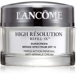 Lancôme High Resolution Refill-3X Broad Spectrum SPF 15