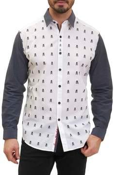 Robert Graham SoCal Print Sport Shirt
