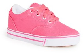 Heelys Girl's 'Launch' Canvas Sneaker