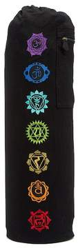 Gaiam Embroidered Chakra Mat Bag