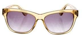 3.1 Phillip Lim Tinted Wayfarer Sunglasses