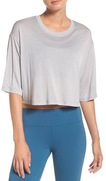 Alo Women's Verve Crop Top
