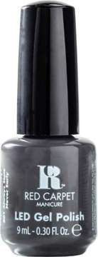 Red Carpet Manicure Black, Grey & White LED Gel Nail Polish Collection