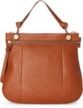 Foley + Corinna Cognac Rebel Satchel