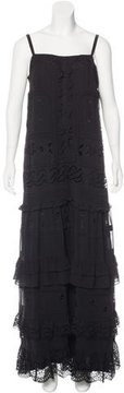 ALICE by Temperley Embroidered Maxi Dress w/ Tags