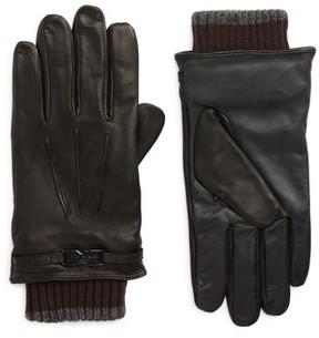 Ted Baker Men's Quiff Leather Gloves