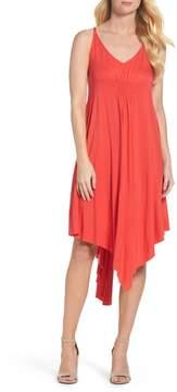 Felicity & Coco Luna Asymmetric Hem Dress (Nordstrom Exclusive)