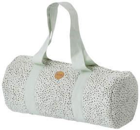 Mint Dot Duffel Bag
