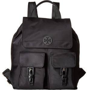 Tory Burch Quinn Backpack Backpack Bags - BLACK - STYLE
