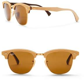 Ray-Ban Square 55mm Clubmaster Sunglasses