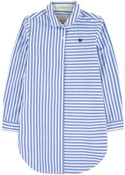 Scotch & Soda Long striped shirt
