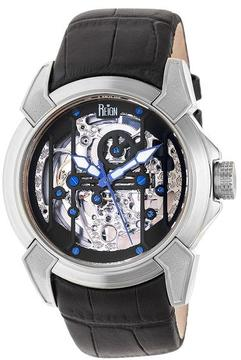 Reign Optimus Collection REIRN3802 Men's Stainless Steel Analog Automatic Watch
