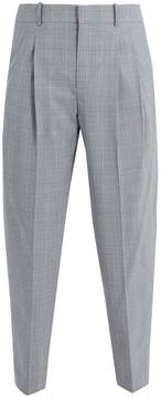 Faith Connexion Classic Prince of Wales-checked trousers