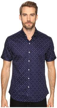 7 Diamonds Prerunner Short Sleeve Shirt Men's Short Sleeve Button Up