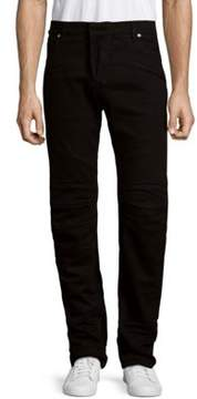 Pierre Balmain Paneled Buttoned Jeans