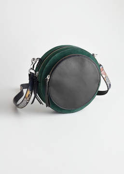 And other stories Duo Pocket Circle Crossbody