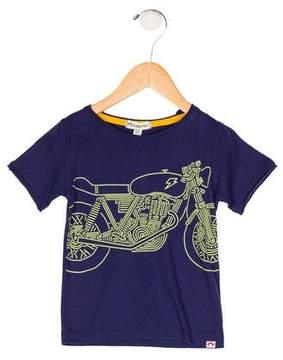 Appaman Fine Tailoring Boys' Printed Knit Shirt