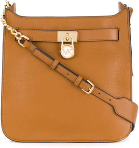MICHAEL Michael Kors cross body satchel - BROWN - STYLE