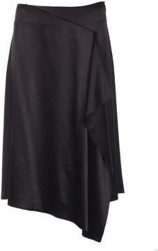 Cédric Charlier Asymmetric Skirt