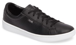 Keds Girl's Ace Perforated Low Top Sneaker