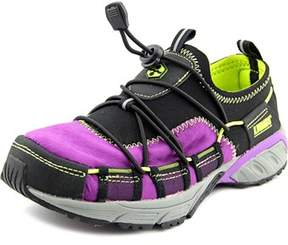 Khombu Molineo Women Round Toe Synthetic Purple Sneakers.