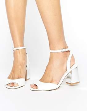 Faith Danica Block Heel Sandals