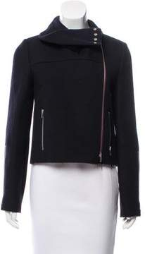 Celine Asymmetrical Wool Jacket w/ Tags