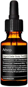 Aesop Sage & Cedar Scalp Treatment.