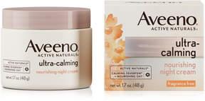 Aveeno Ultra Calming Nourishing Night Cream