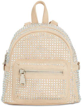 Steve Madden Scottie Crystal Crossbody Backpack