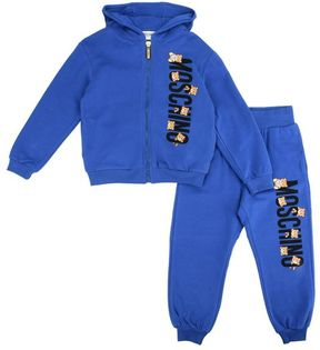 Moschino OFFICIAL STORE Fleece set