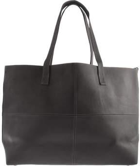 Piel Leather Large Open Multi-Purpose Tote 2993