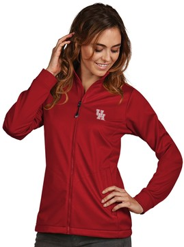 Antigua Women's Houston Cougars Waterproof Golf Jacket