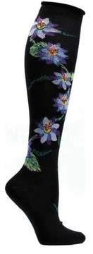 Ozone Women's Passionvine Apothecary Knee High Sock (2 Pairs)