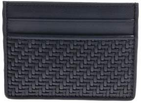 Ermenegildo Zegna Leather Card Holder
