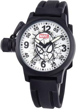 Marvel Disney Mens Spider-Man Crown Protector Watch