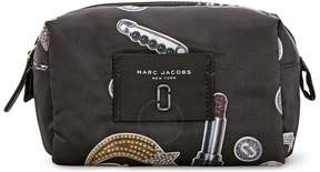 Marc Jacobs Large Cosmetic Case- Black