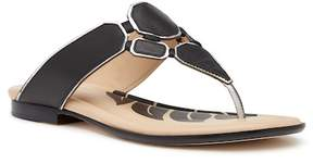 Tommy Bahama Tropical Spring Leather Sandal