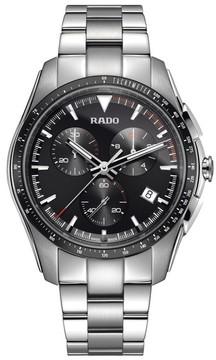 Rado Men's Hyperchrome Chronograph Bracelet Watch, 45Mm
