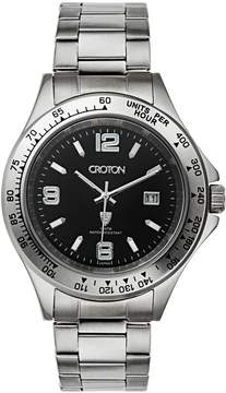 Croton Men's Stainless Steel Watch