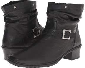 Rieker 74573 Kendra 73 Women's Zip Boots