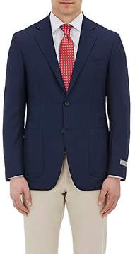 Canali Men's Kei Wool Two-Button Sportcoat