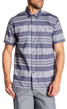 Lost Sheik Short Sleeve Regular Fit Woven Shirt