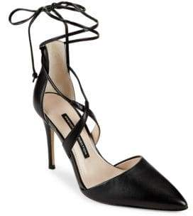 French Connection Elise Leather Pumps