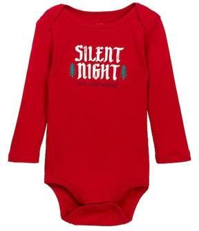 Joe Fresh Holiday Statement Bodysuit (Baby Boys)