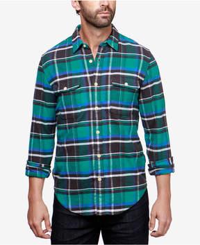 Lucky Brand Men's Saturday Plaid Shirt